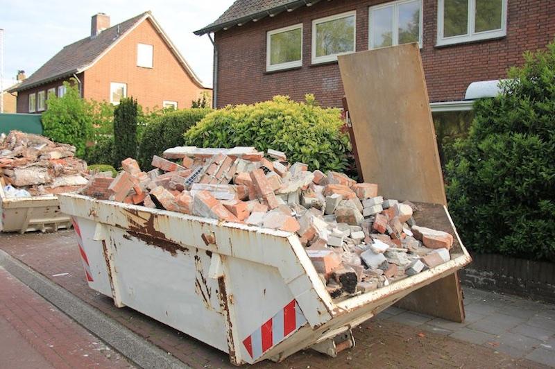 Hauszeit Münster - Abbruch Haus entkernen