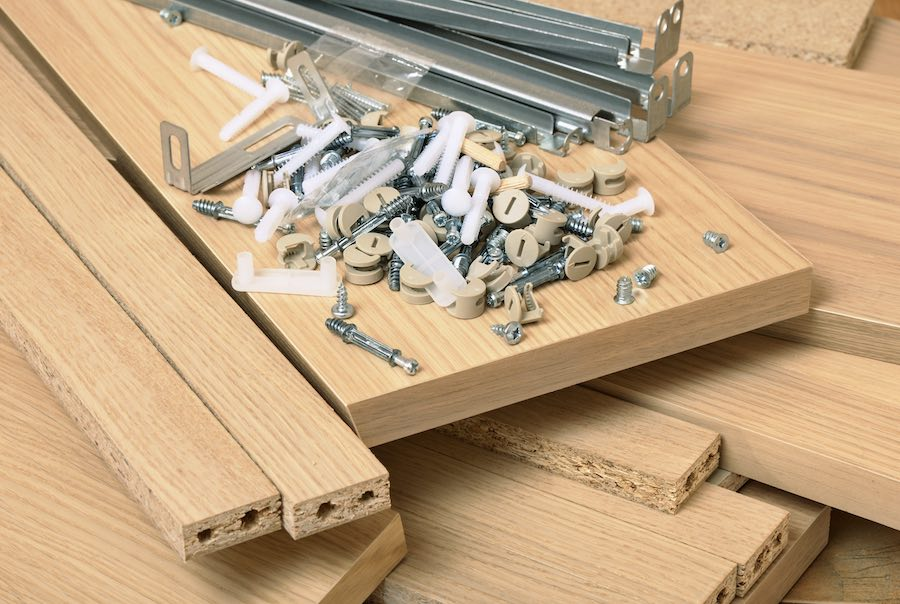 Hausservice - Möbelmontage